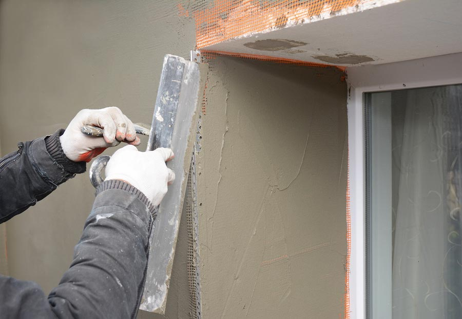 Plastering Technique